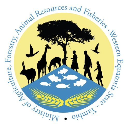 Ministry of Agriculture, foresty, animal resources and fisheries western equatoria logo by rob rooker aka gigglingbob