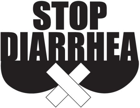 Stop Diarrhoea gigglingbob rooker rob