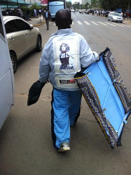 Nairobi street art by rob rooker