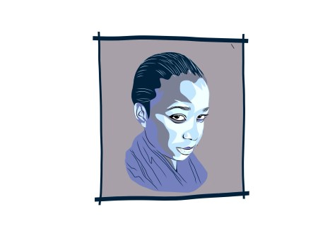 Waraho's - medium: iPad, adobe ideas