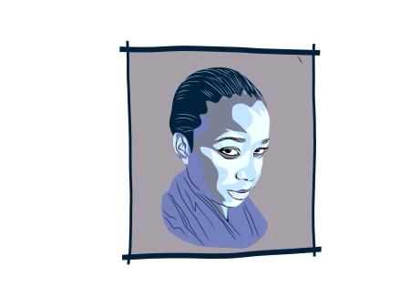 Waraho's - medium: iPad, adobe ideas
