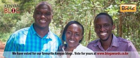 BAKE, Kenya, Blog, Awards, Gigglingbob, rooker, design, logo, nairobi, kenya