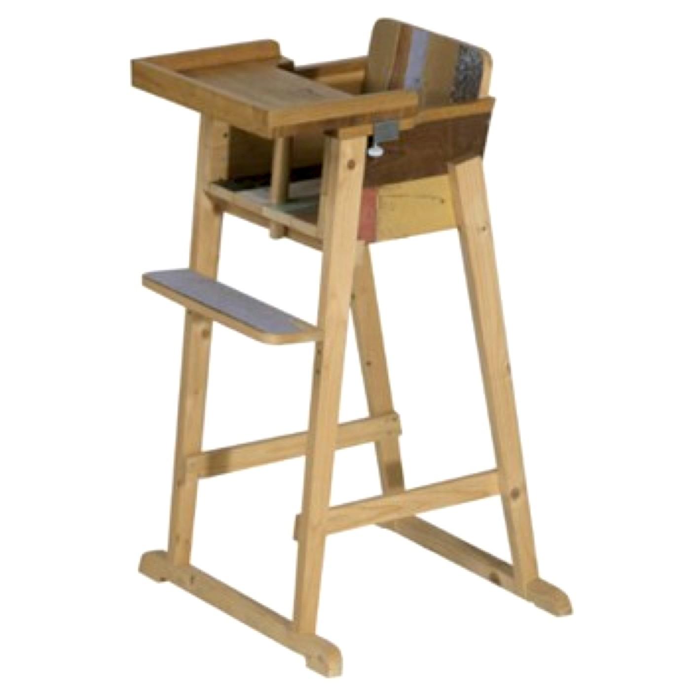 Piet Hein Eek – Kinderstoeltje in sloophout