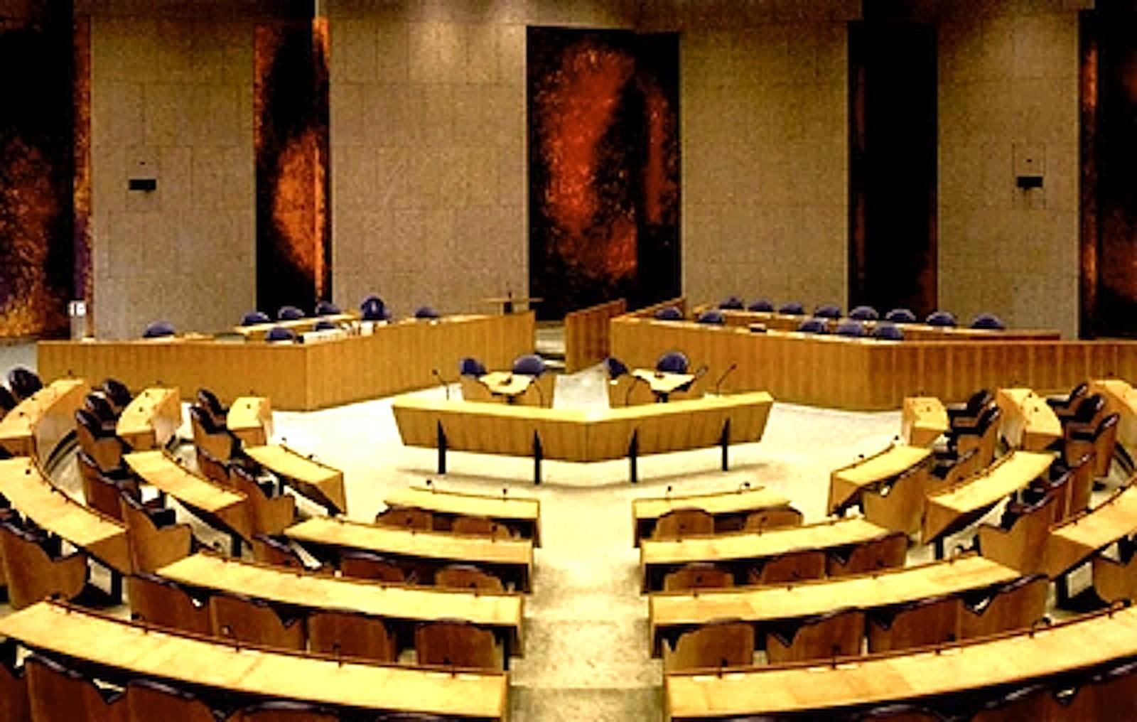 Rudi van de Wint – Tweede Kamer der Staten-Generaal (foto Oerlemans Van Reeken Studio)