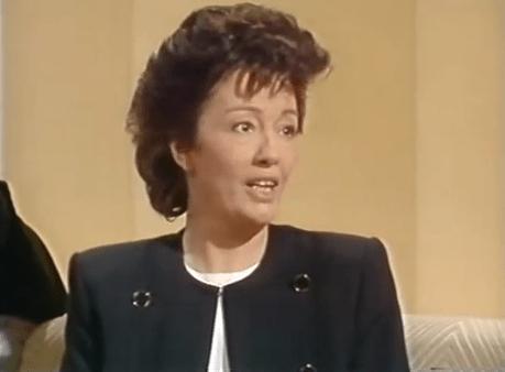 Christine Keeler in 1989