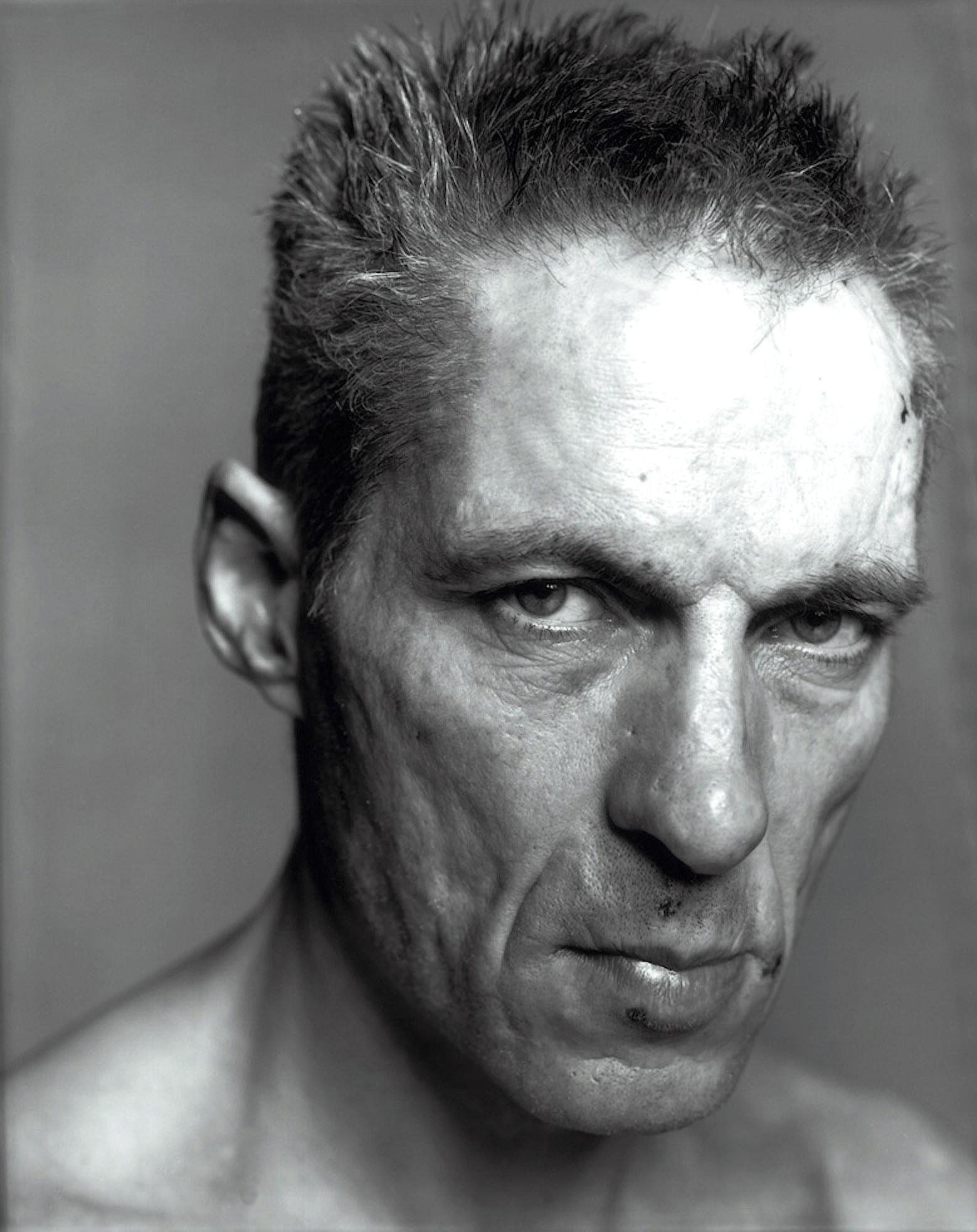 Koos Breukel – Portret van Paul Blanca