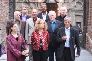 documenta-leiders (foto Dirk Schwarze)