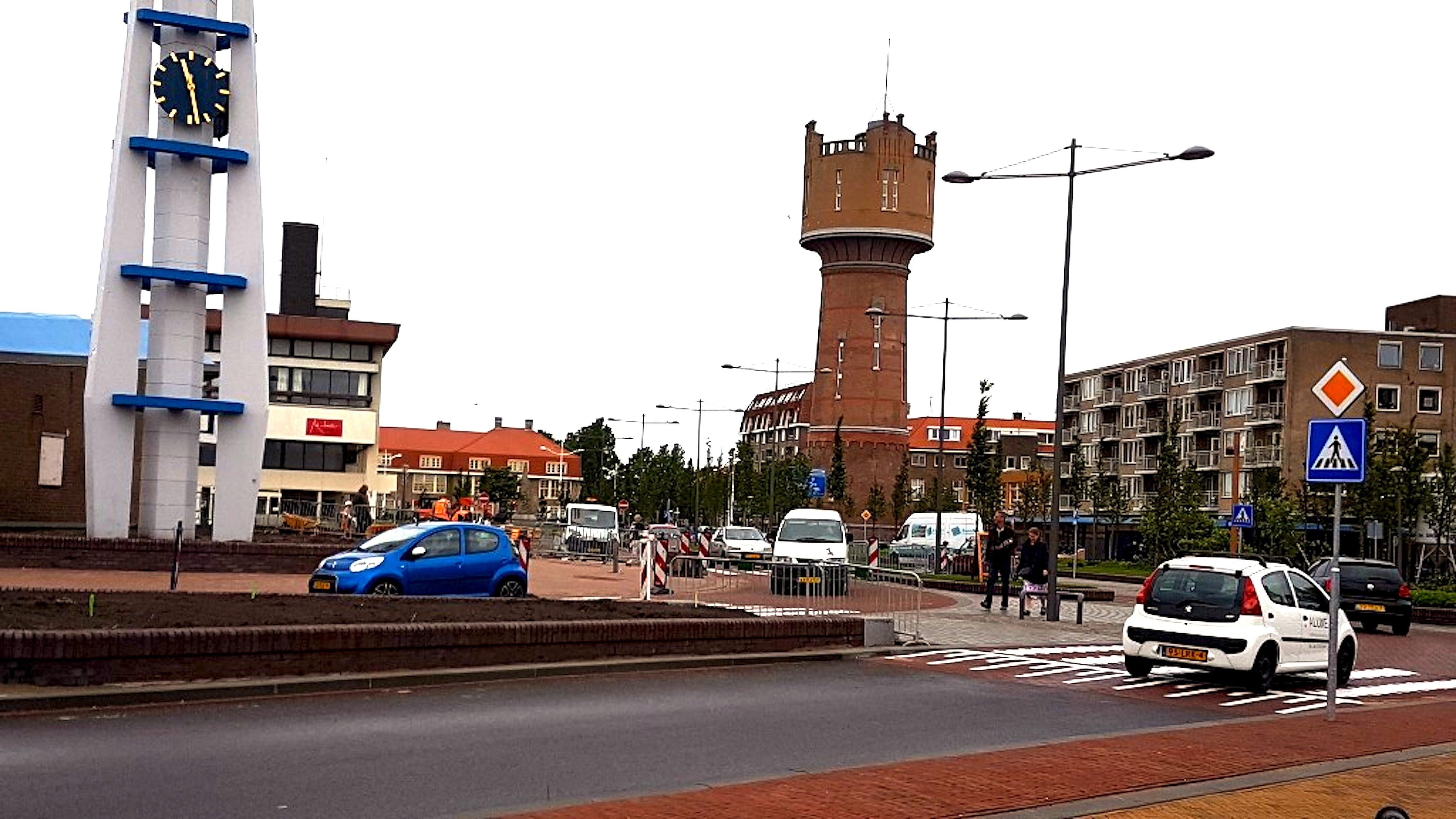 Rob Scholte Museum in het huidige stationsgebied Den Helder (foto Den Helder Actueel)