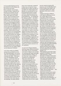 Willem van der Paard - Het laatste hoofdstuk van 200 jaar stadsbestuur in Den Helder PERIODE 2002-2006 (2)