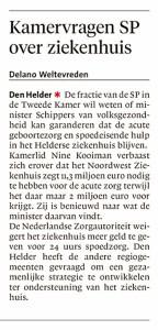 Helderse Courant, 24 augustus 2017