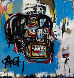 Jean-Michel Basquiat - Untitled
