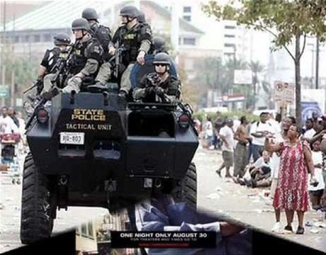 State Police Tactical Unit (foto Before It's News).