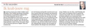 Helderse Courant, 26 oktober 2017