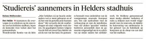 Helderse Courant, 3 oktober 2017