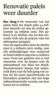Noordhollands Dagblad, 14 november 2017