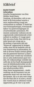 Helderse Courant, 30 december 2017
