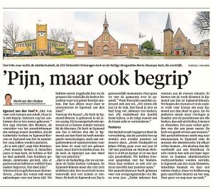 Alkmaarse Courant, 23 december 2017