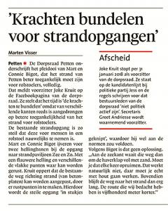Schager Courant, 5 december 2017