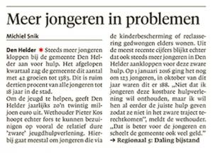 Helderse Courant, 7 december 2017