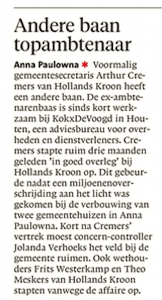 Helderse Courant,22 januari 2018