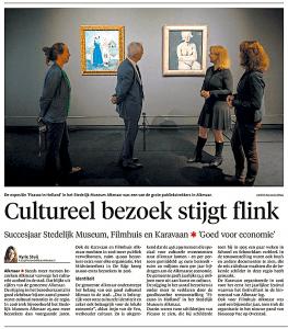 Alkmaarse Courant, 26 januari 2018