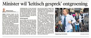 Noordhollands Dagblad, 24 januari 2018