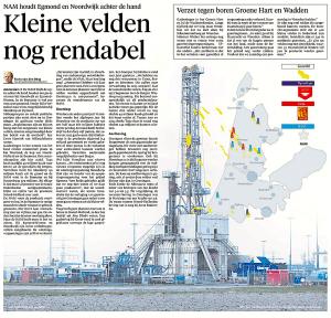 Noordhollands Dagblad, 19 februari 2018