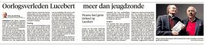 Noordhollands Dagblad, 12 februari 2018