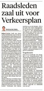 Alkmaarse Courant, 6 maart 2018