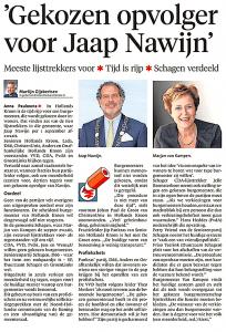 Schager Courant, 20 februari 2018