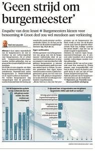 Noordhollands Dagblad, 10 maart 2018