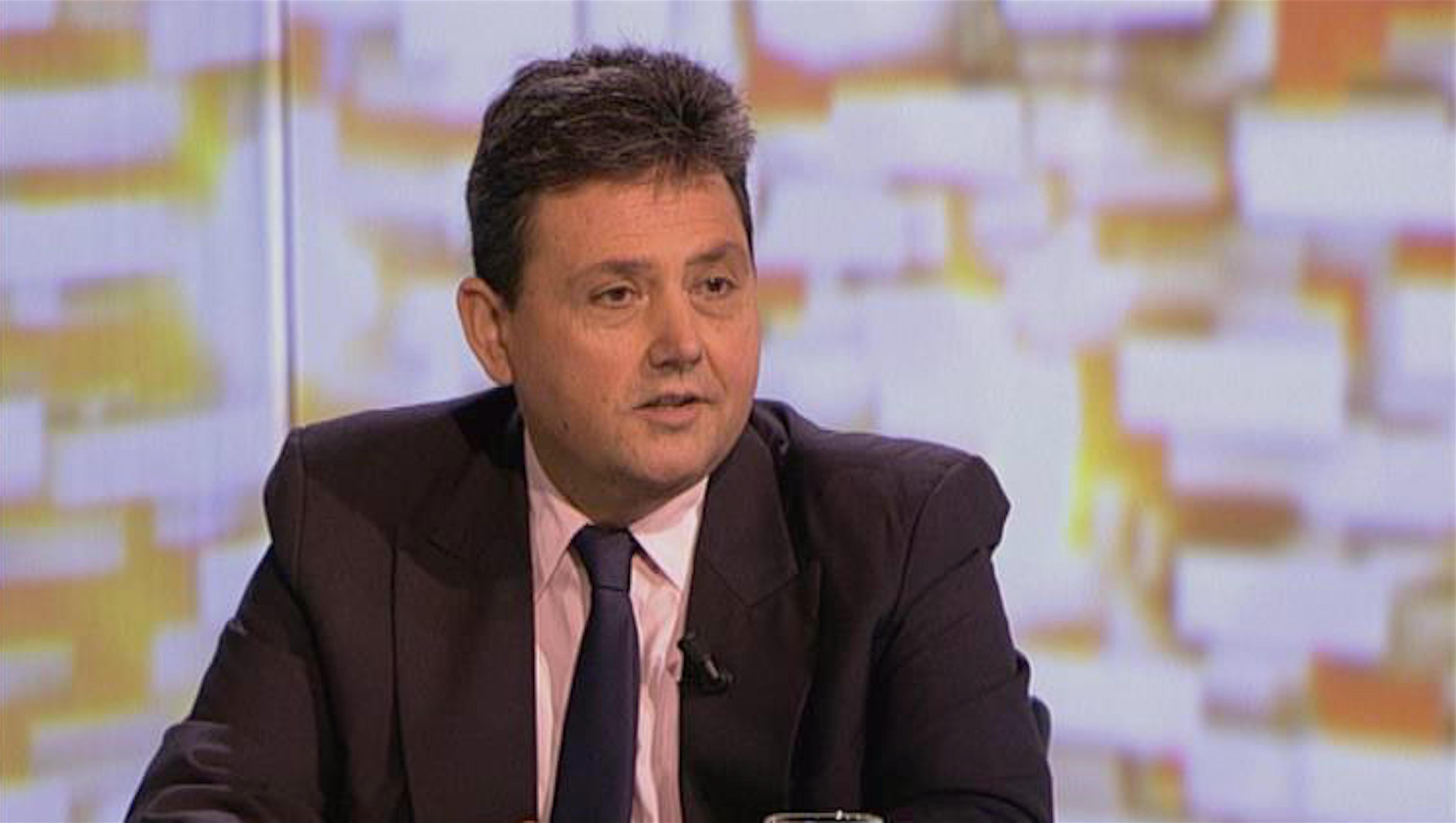 PVV wethouder Chris Jansen (foto Omroep Flevoland)