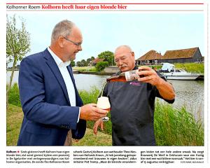 Schager Courant, 8 augustus 2018