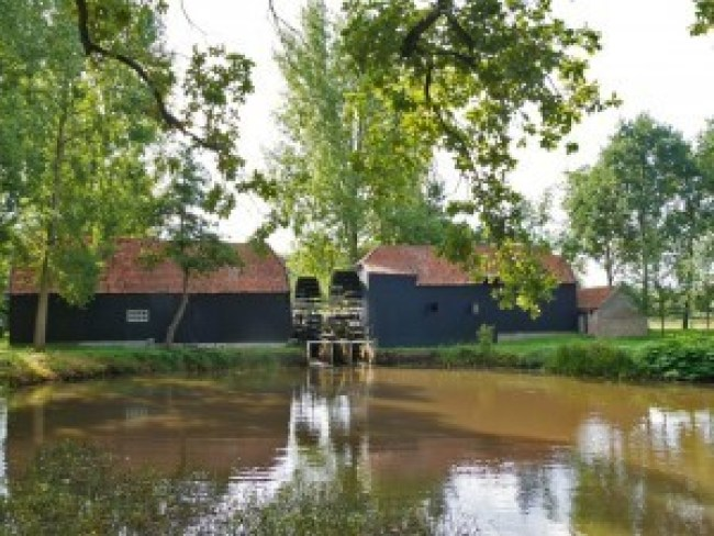 Collse watermolen 2
