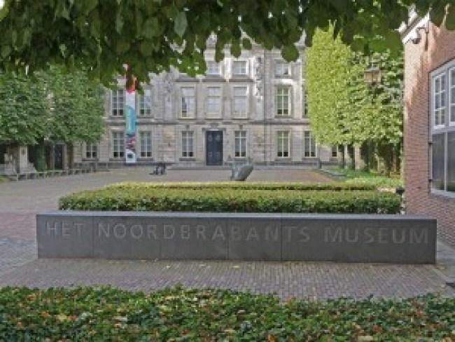 Entree Noordbrabants Museum