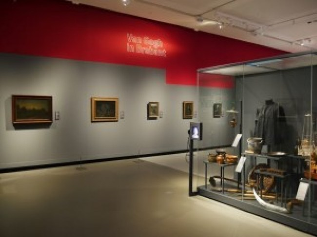 In het Noordbrabants Museum