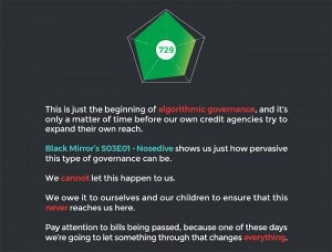 Algorithmic governance
