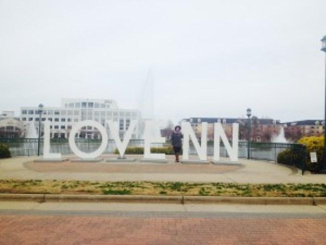 Love-NN (in Newsport News, foto Virginia.org)