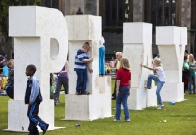 Play (Playday, foto Bristol City Council)