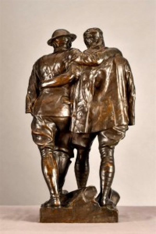 Robert Ingersoll Aitken - Brothers-in-Arms