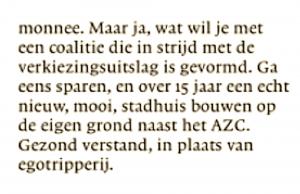 Helderse Courant, 25 januari 2018