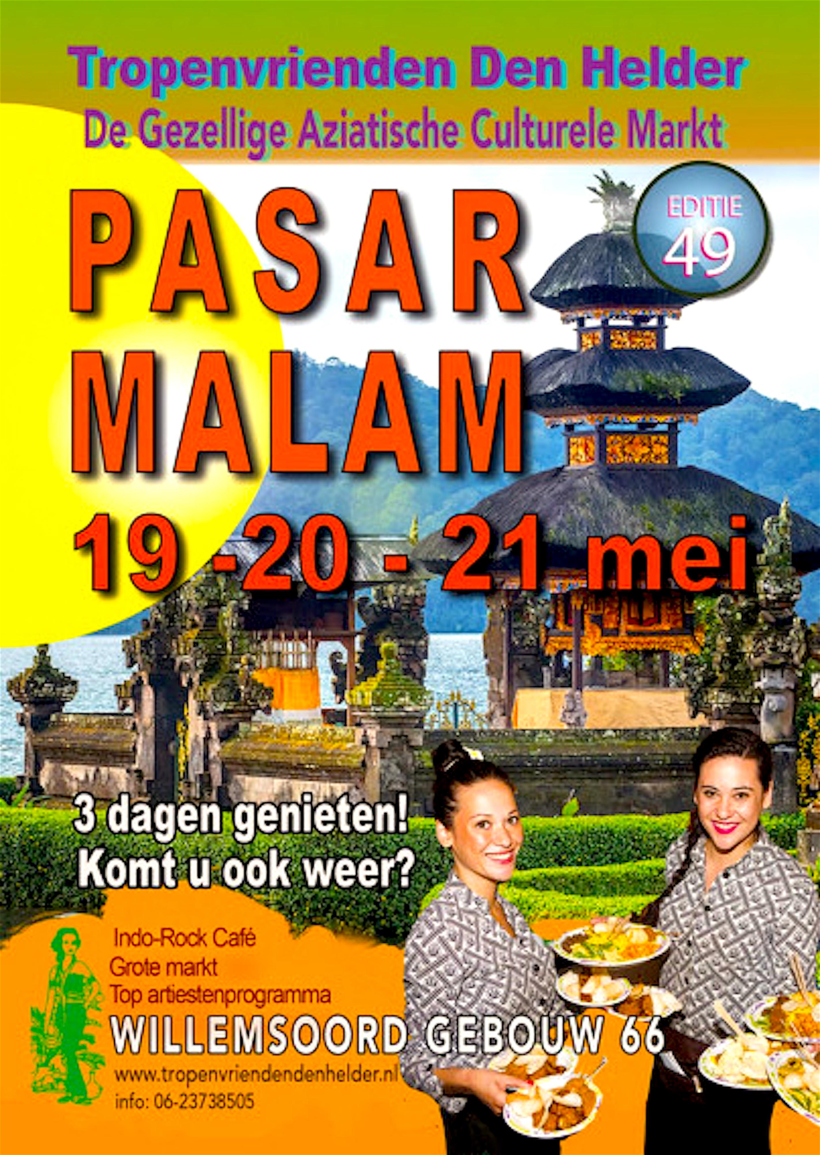 Pasar Malam Den Helder (foto Indisch4ever)