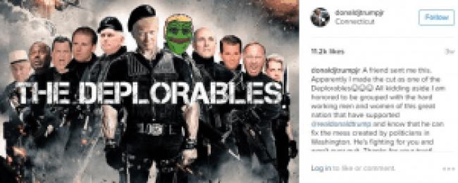 The Deplorables (Screenshot)