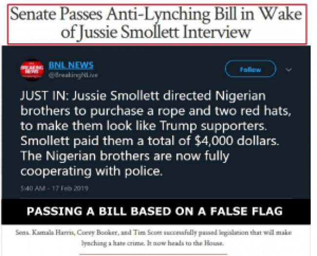 Senate passes anti-lynching bill