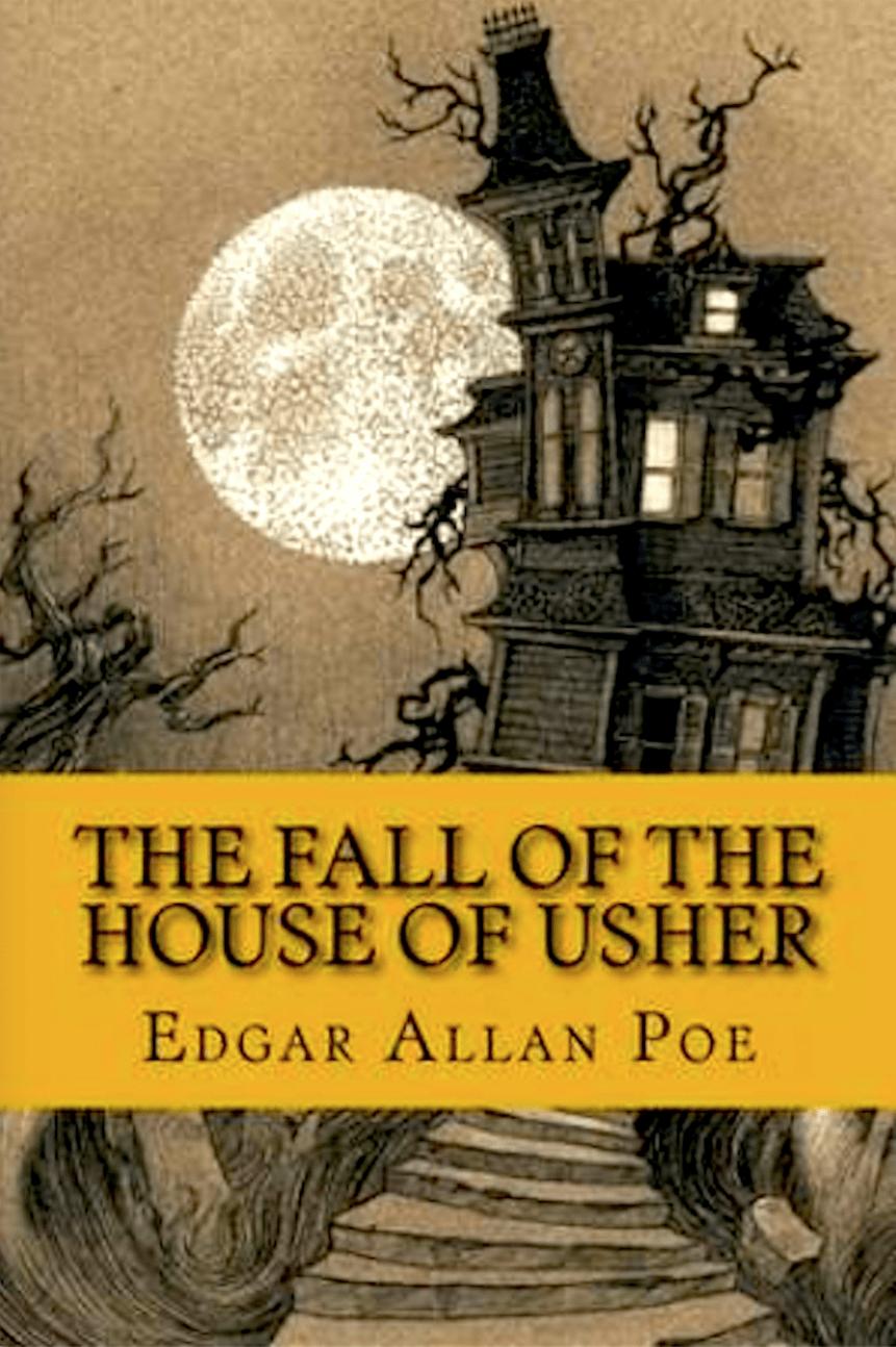 Lees mee met Micha Kat: Edgar Allen Poe | The Fall of the House of Usher