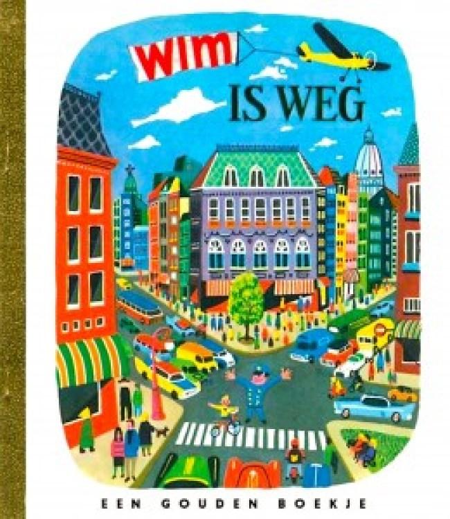 Lees mee met Micha Kat Rogier Boon & Annie M.G. Schmidt | Wim is Weg