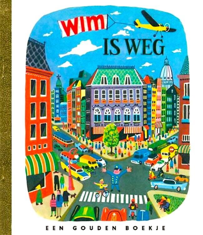 Lees mee met Micha Kat Rogier Boon & Annie M.G. Schmidt   Wim is Weg