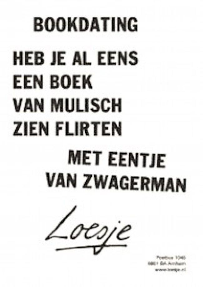 Loesje - Bookdating