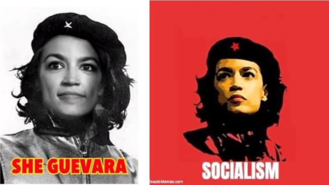 She Guevara AOC