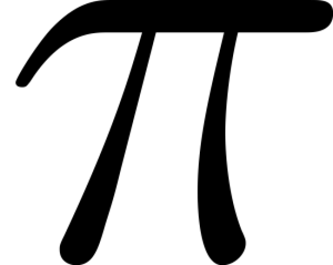 Symbool Pi (foto Wikipedia)